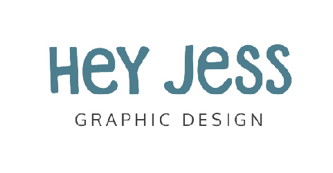 Hey Jess Graphic Design