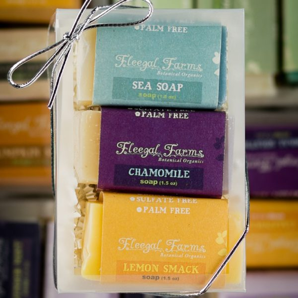 Fleegal Farms Soap